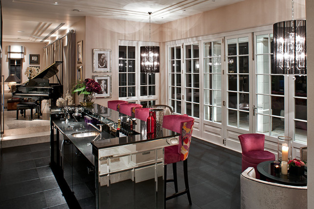 Hill House Interiors - St Georges Hill - Contemporary ...