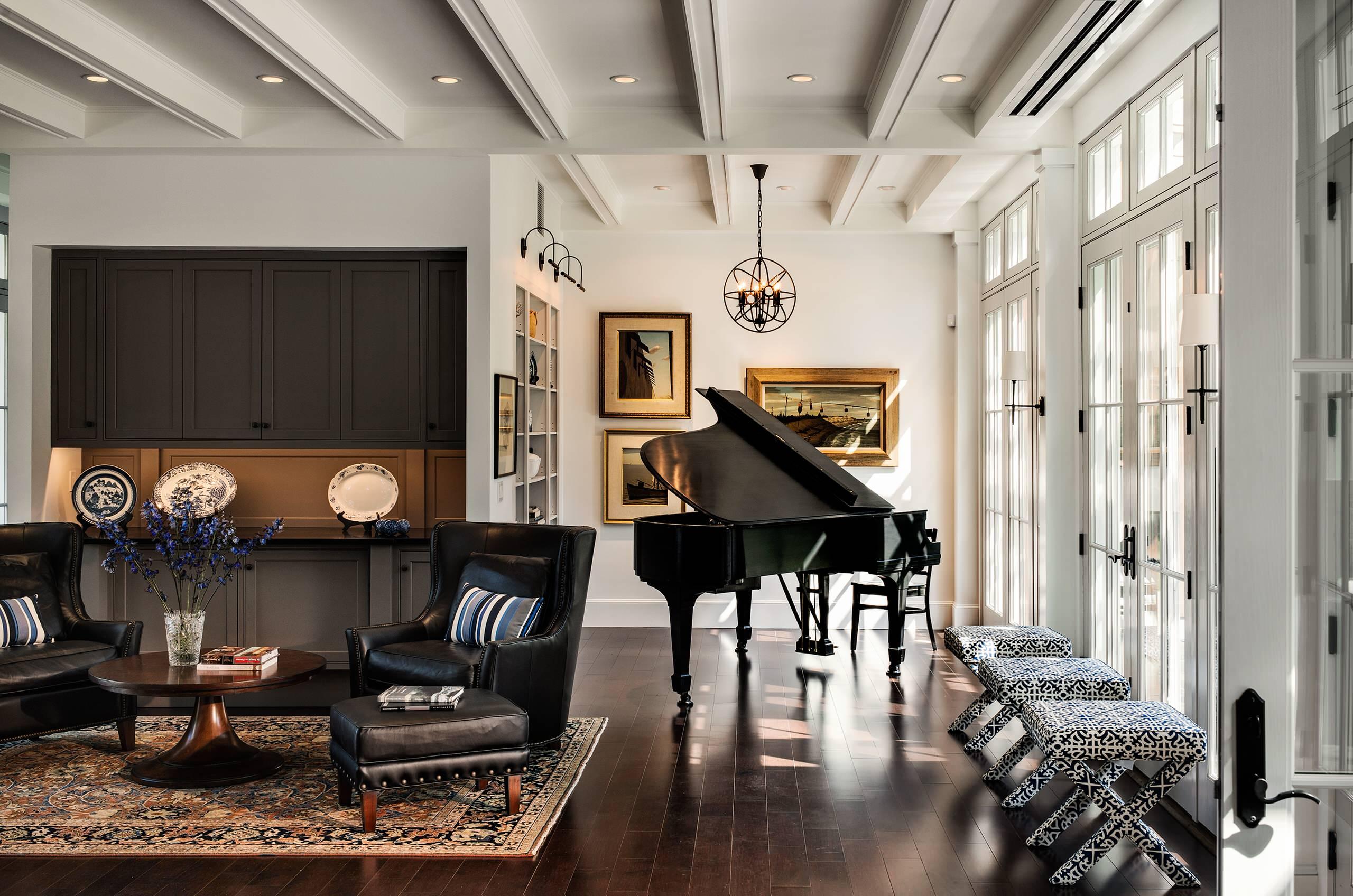 Small Room Grand Piano Houzz