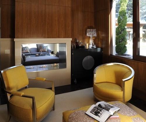 191933 0 8 7233 contemporary living room Organizziamo studio o ufficio con biocamino