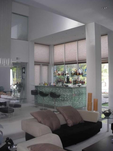 Hillsborough Residence 1 modern-living-room