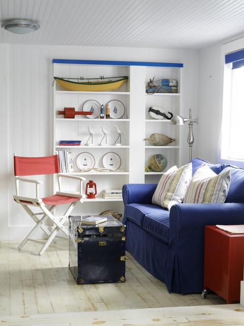 Hipditch House, St. John's Newfoundland beach-style-living-room