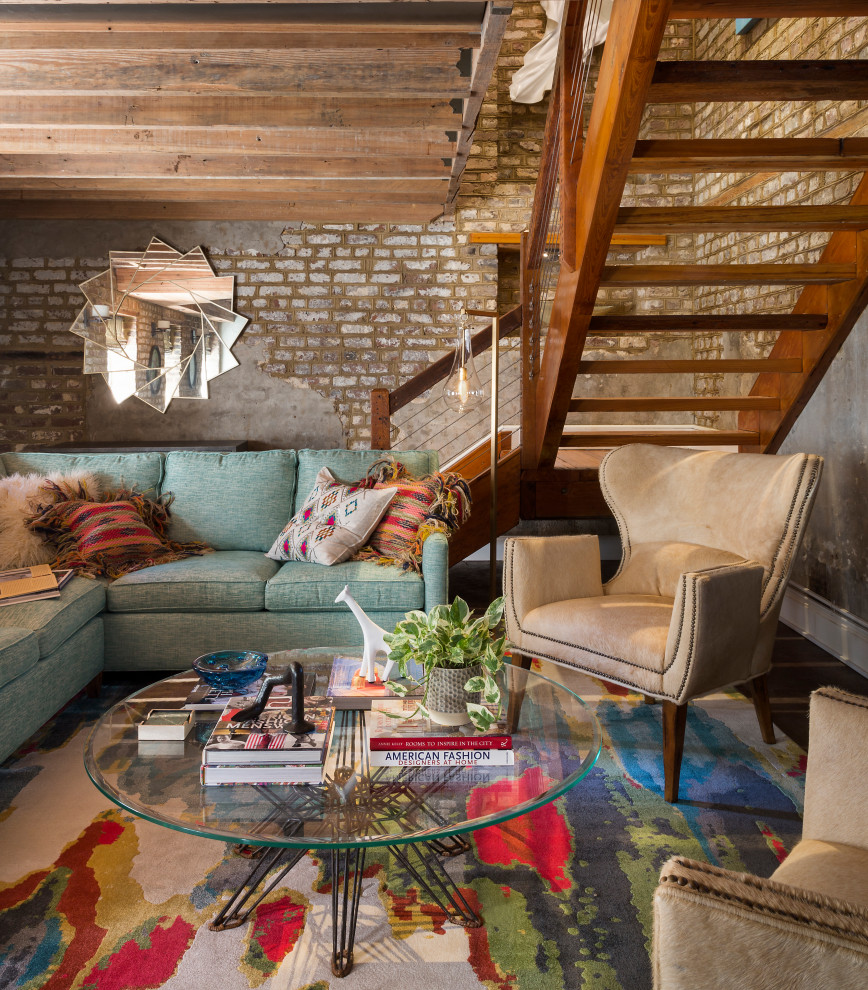 73 Eclectic Living Room Decor Ideas: Historic Downtown Charmer