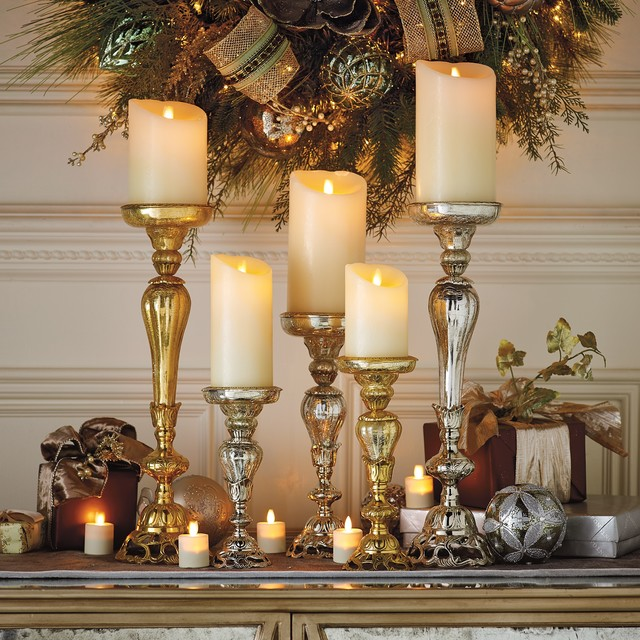 Holiday 2015 Traditional Living Room By Frontgate