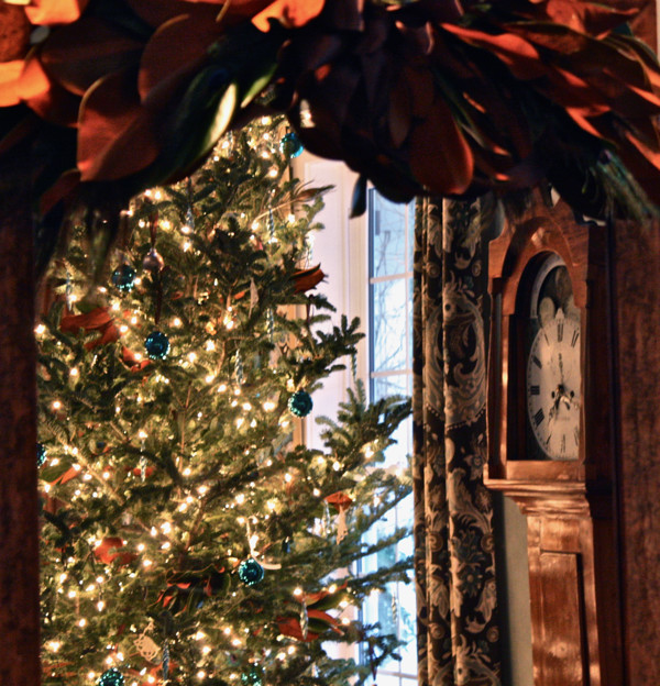 Decorating Ideas > Holiday Decorating Ideas  Traditional  Living Room  ~ 010647_Christmas Decorating Ideas Houzz