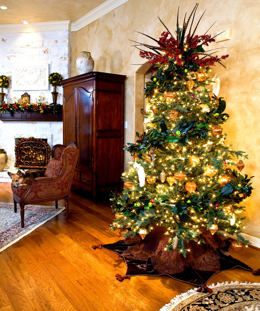 Holiday Inspiration Christmas Tree Instalations