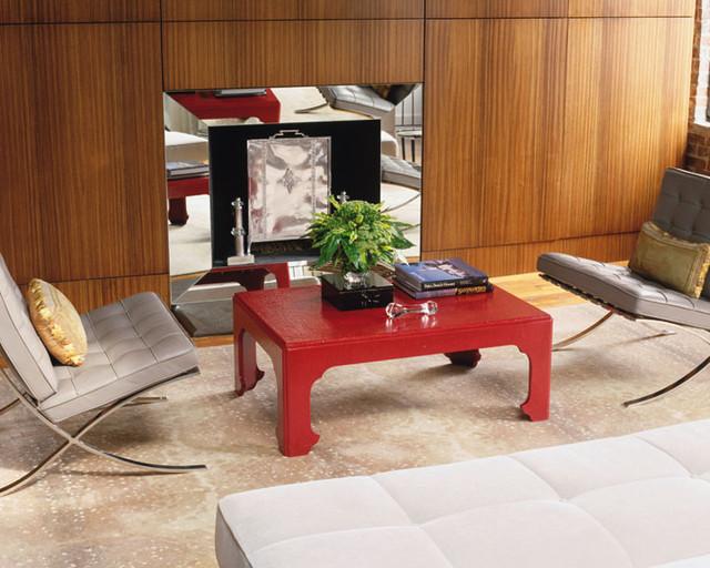 Holland Loft eclectic-living-room