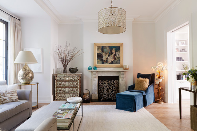 Holland park townhouse for Living room 507