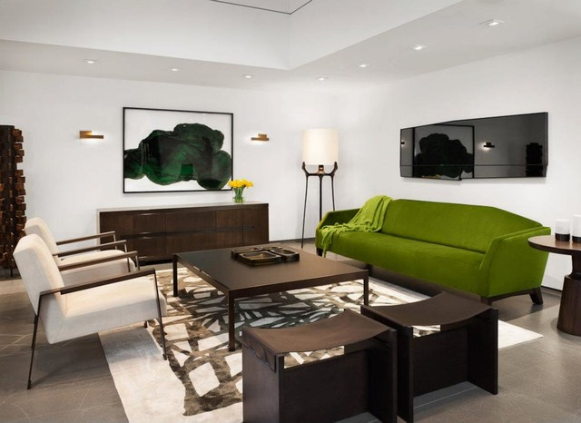 Living Room Lamps Houzz