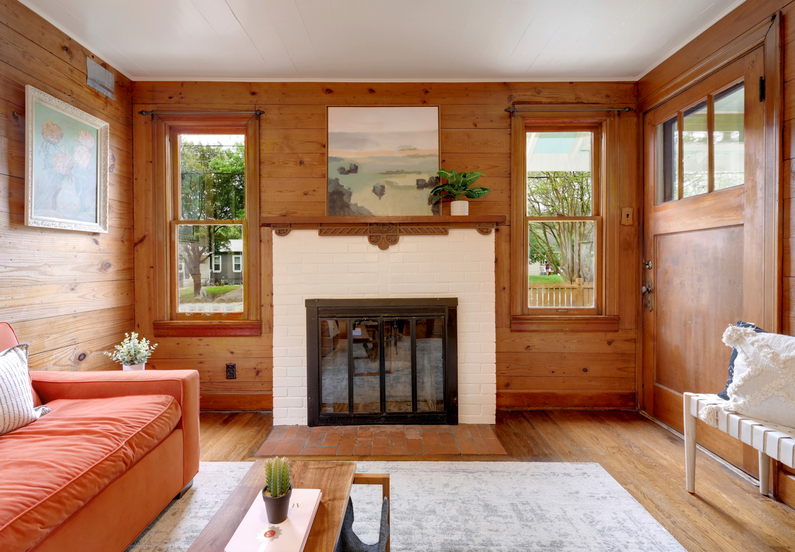 75 Beautiful Rustic Living Room Pictures Ideas November 2020 Houzz