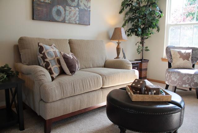 Home Decor/Staging contemporary-living-room