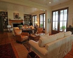Home Farm 1 rustic-living-room