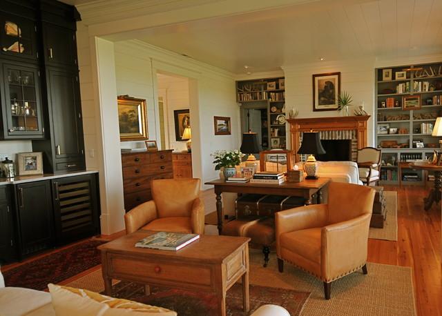 Home Farm 1 traditional-living-room