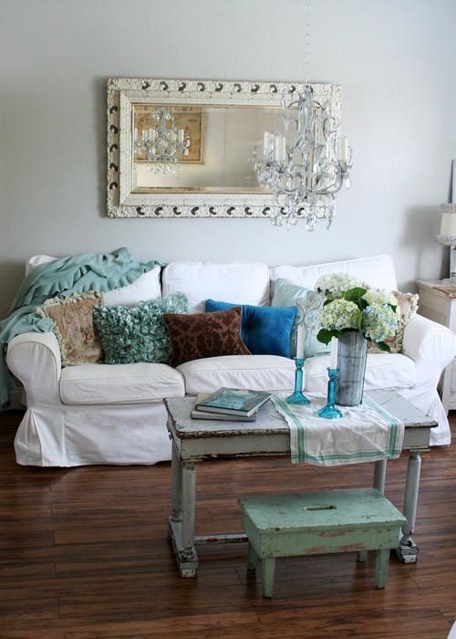 Watch more like Shabby Chic Beach Living Room – Beach Living Rooms Ideas
