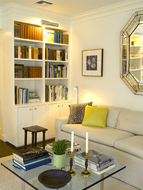 home in boston massachusetts contemporary living room