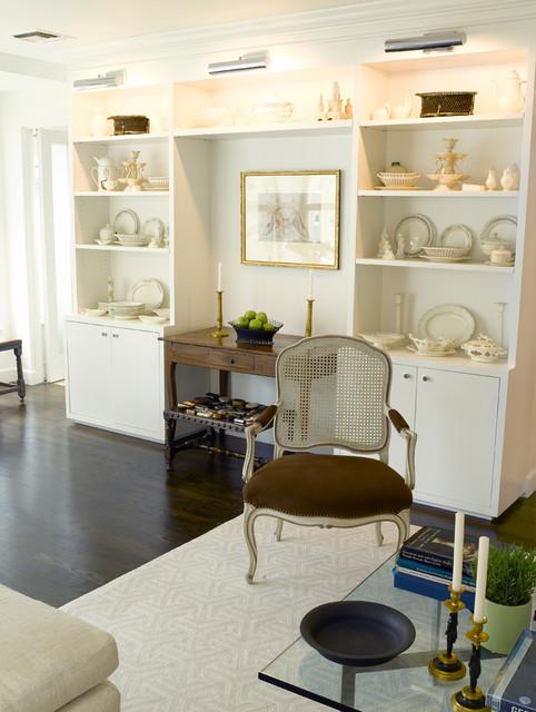 Home in Boston, Massachusetts contemporary-living-room