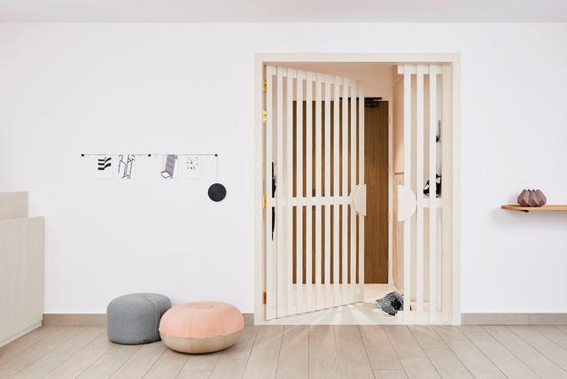 HOME | JE + B scandinavian-living-room