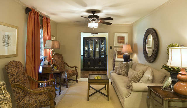 Home makeover keeping room modern living room other for Keeping room ideas