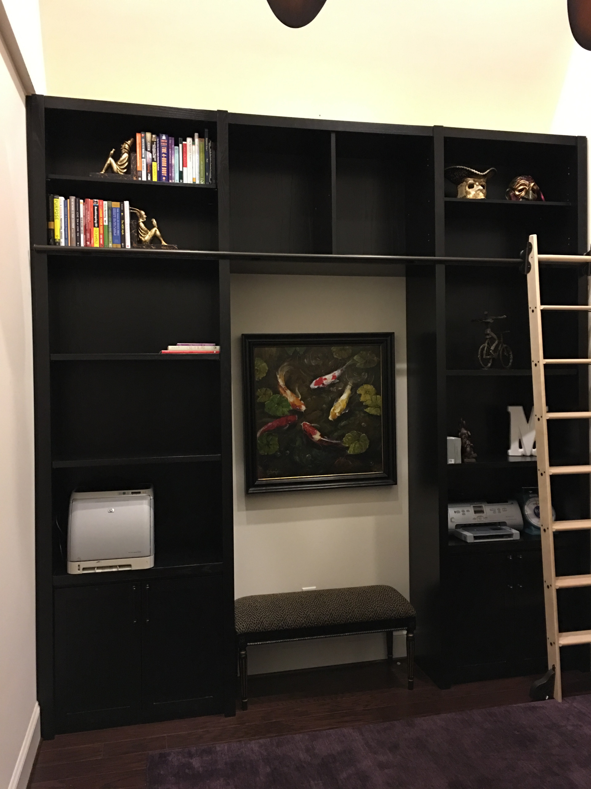 Home Office Display Unit