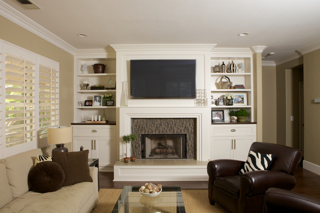 Home remodel eclectic-living-room