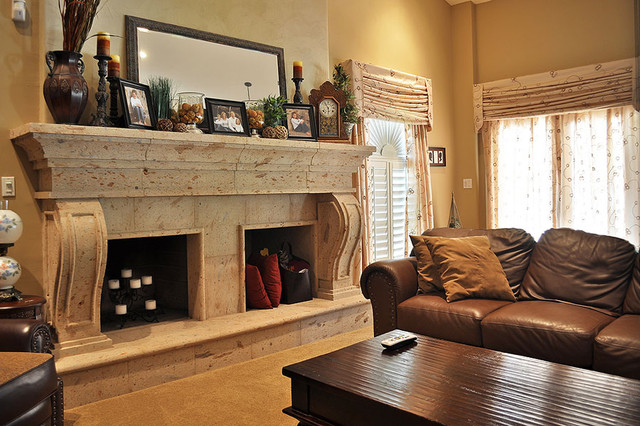 Home Remodeling in Phoenix traditional living room
