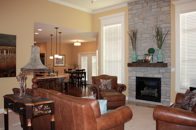 Home Staging contemporary-living-room