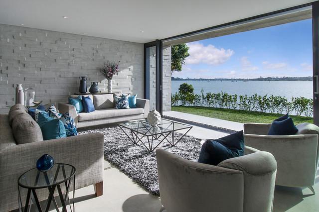 Decorating Ideas > Home Staging  Interior Design Farm Cove  Contemporary  ~ 193103_Living Room Ideas Nz