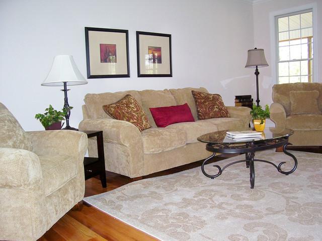 Home Staging Living Room Modern Living Room Charleston By Design Directions Llc