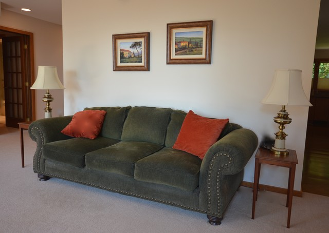 Home staging on chuckanut in bellingham contemporary for Accents salon bellingham