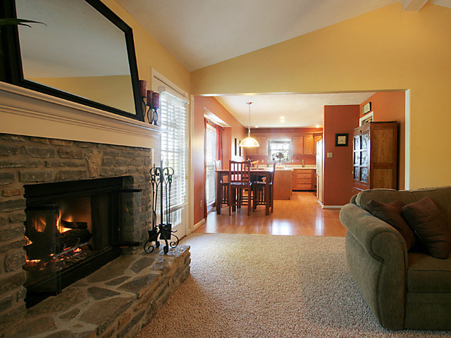 Home Staging traditional-living-room