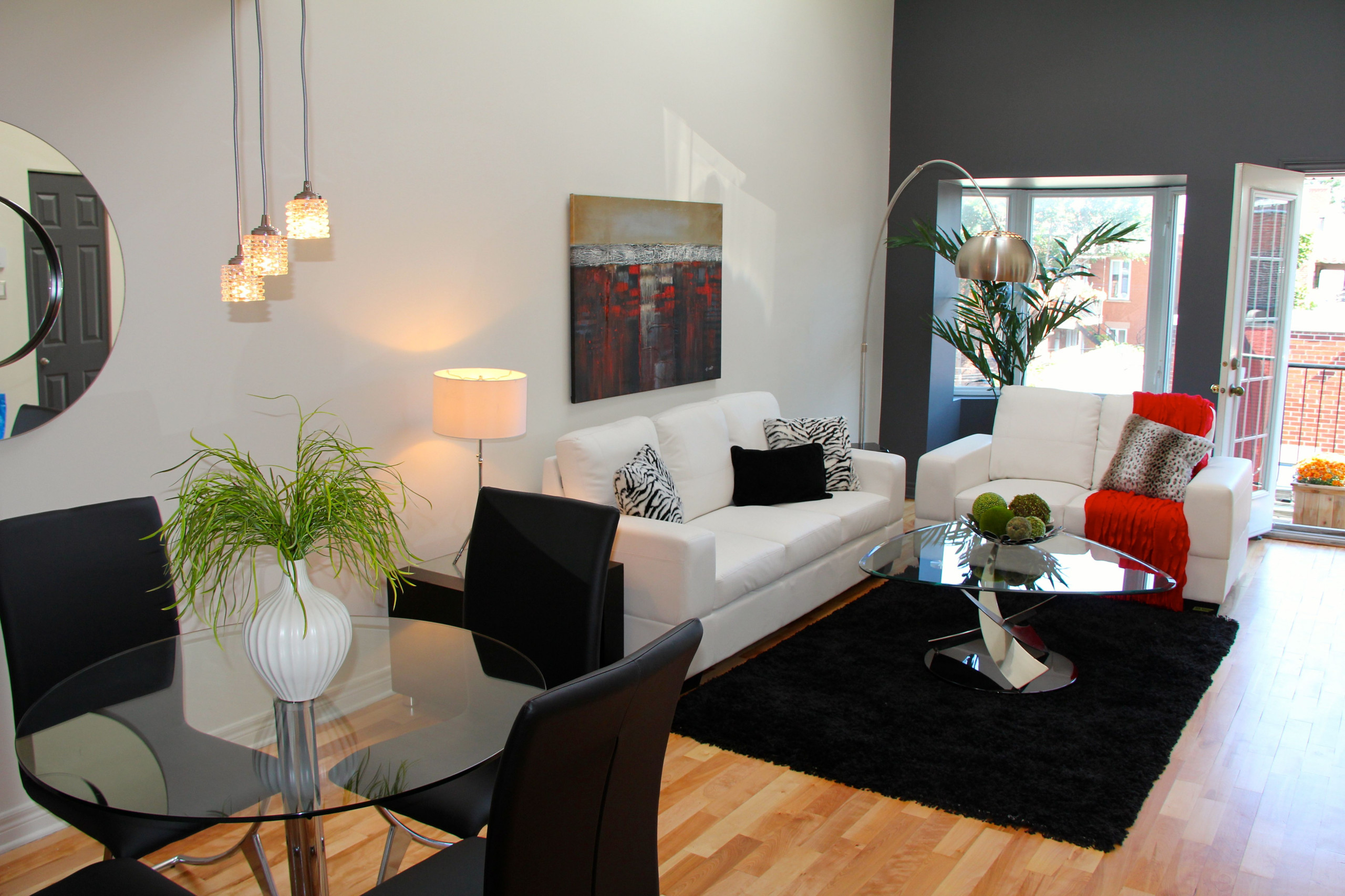 Home Staging - Vacant Condo
