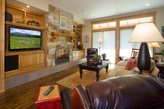 Home Surround Sound Systems Traditional Living Room