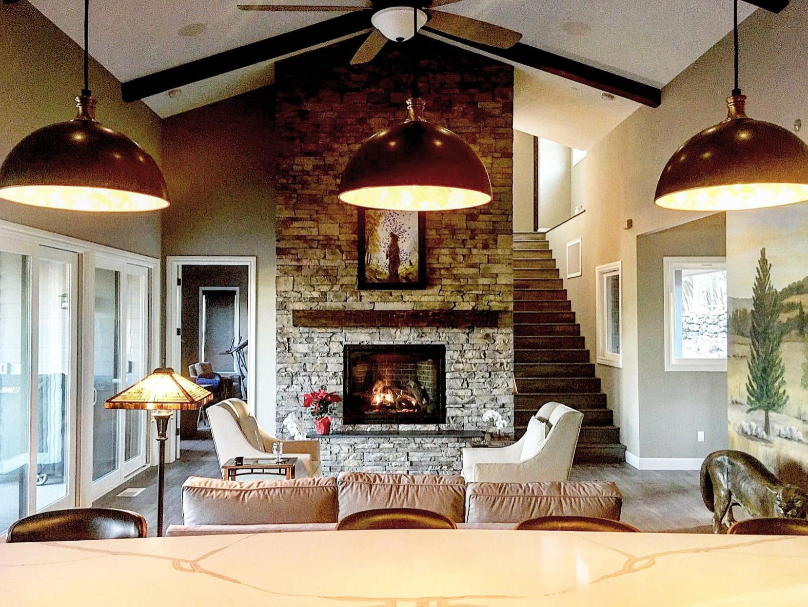 Home Sweet Home Living Room in Santa Rosa