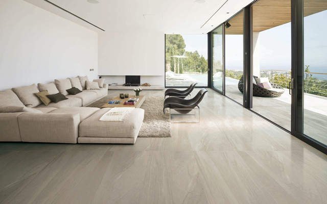 home modern living room - Living Room Floor Tiles