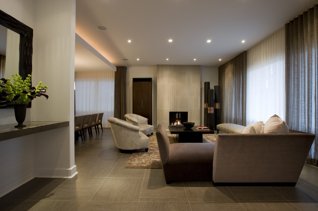 Honore-Contemporary Living Room contemporary-living-room