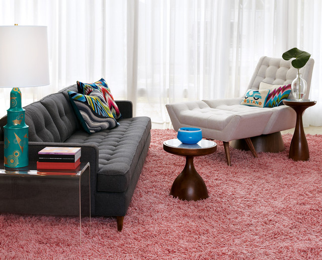 Horchow modern-living-room