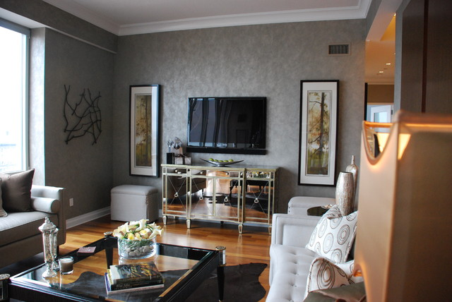 Horizon Series Soundbar Modern Living Room New York By Leon Speakers