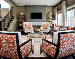 Hospital Home Lottery Fall 2012 contemporary-living-room