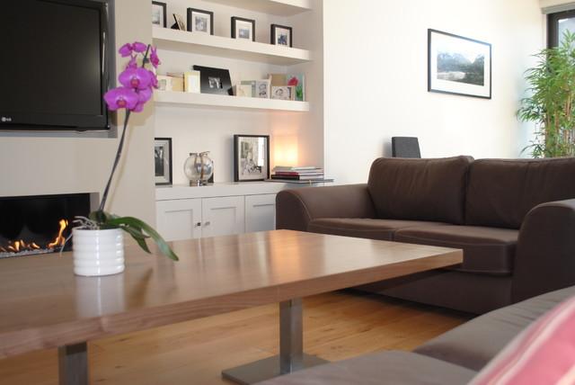 House Extension Remodel Ranelagh Dublin 6 Contemporary Living Room Dublin By Dmvf