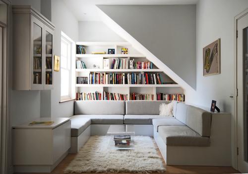 14 idéer: sådan får du plads til alt i din lille lejlighed ...