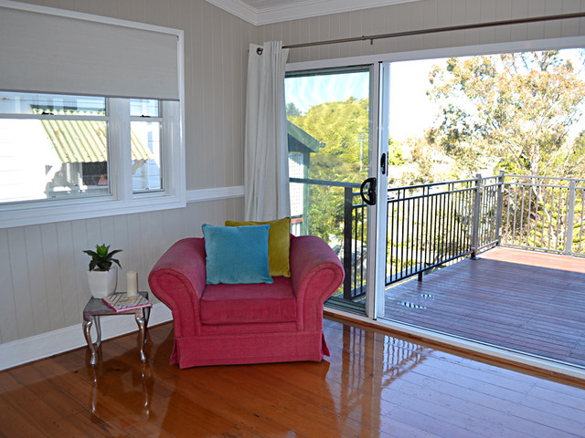 House In West End Brisbane Dressed For Rental With Clients Existing Furniture Traditional
