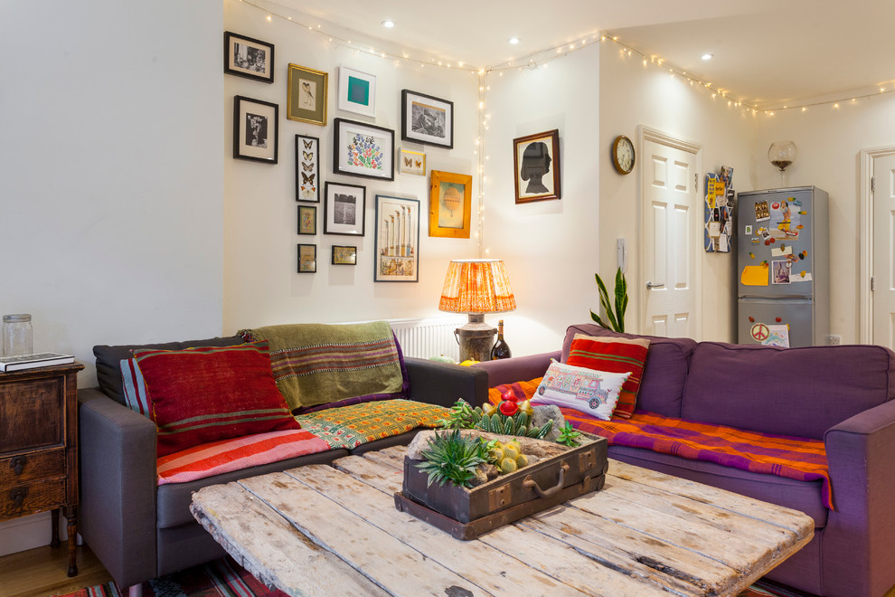 7 Ways To Decorate Your Entire Home With Fairy Lights