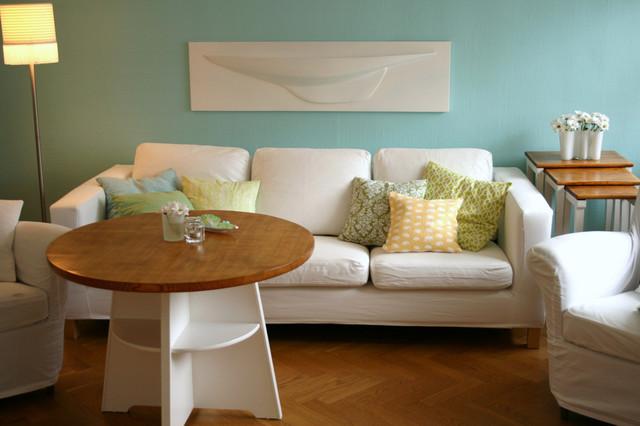 Houzz Photo contemporary-living-room