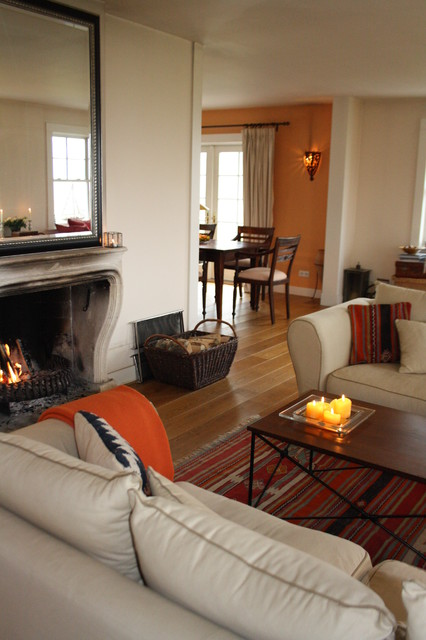 Houzz tour cozy living in a canadian cottage in holland 39 s for Cozy canadian cottage