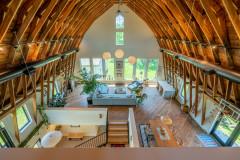 Houzz TV : L'incroyable reconversion d'une ancienne grange