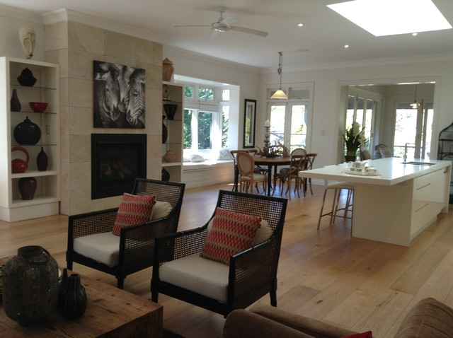 How to stage your home for sale transitional living - How to stage a living room ...