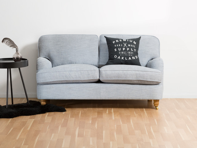 HOWARD DELUXE 2-sits Soffa - Contemporary - Living Room ... : soffor ideas : Inredning
