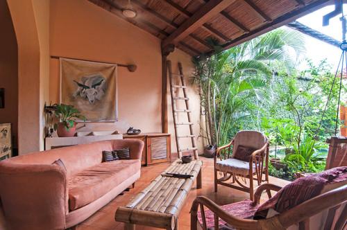 tropical living room uncategorized
