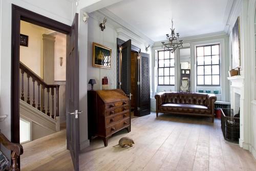 Londoner Original! Ein Townhouse wie von einst, nur heller - Wohnen & Garten