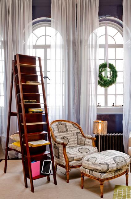 Huntley Co Interior Design Eclectic Living Room New York By Rikki Snyder