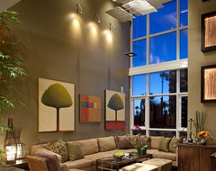 Huxford Bayside contemporary-living-room